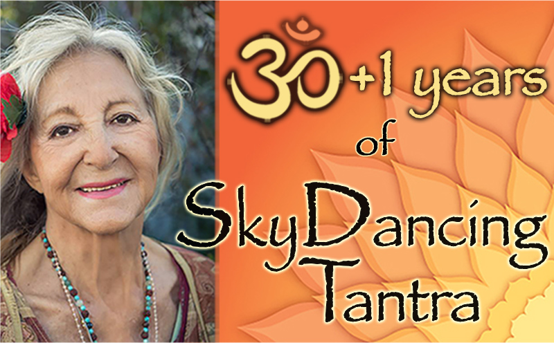 Celebrate 30 years of SkyDancing Tantra